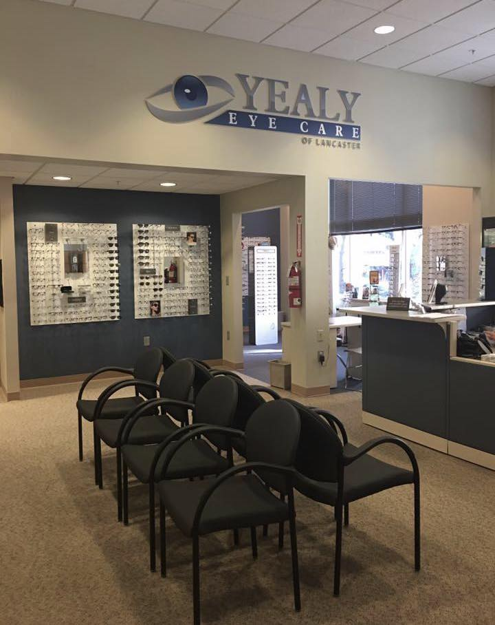 our eye care center | Eye exam near me in Lancaster, PA