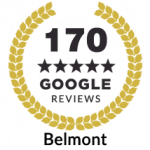 Belmont Reviews Badge