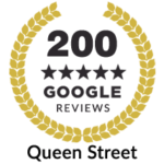 QueenStreet 200Reviews Badge