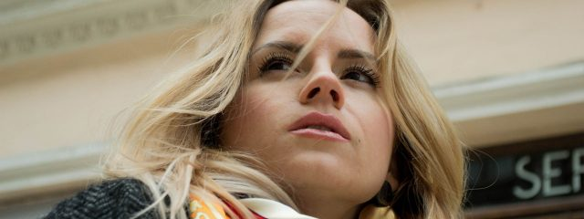 Woman Blond Closeup 1280x480 640x240
