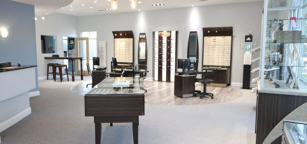 our Acworth eye care center