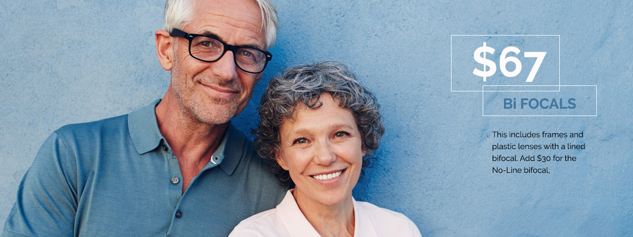 Special price on BiFocals