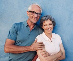 Senior couple with diabetes in Copperas Cove, TX
