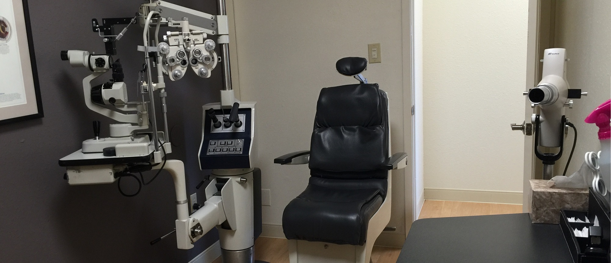 Eye doctor, eye exam office in Copperas Cove, TX