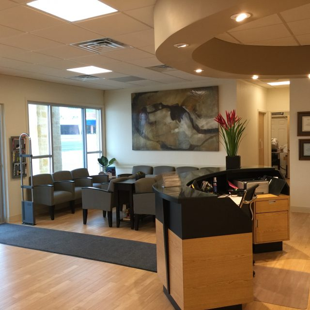 reception cove eyecare