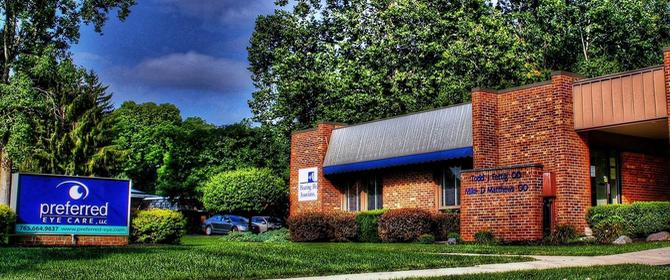 Preferred Eye Care LLC Office, Optometrist in Marion, IN