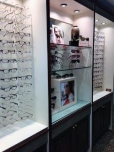 glasses display - New Castle, IN