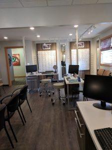Eye Doctor's office in New Castle, IN