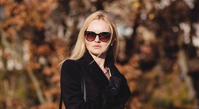 woman sunglasses autumn 640x350px