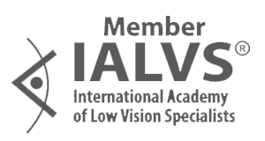 IALVS logo gray