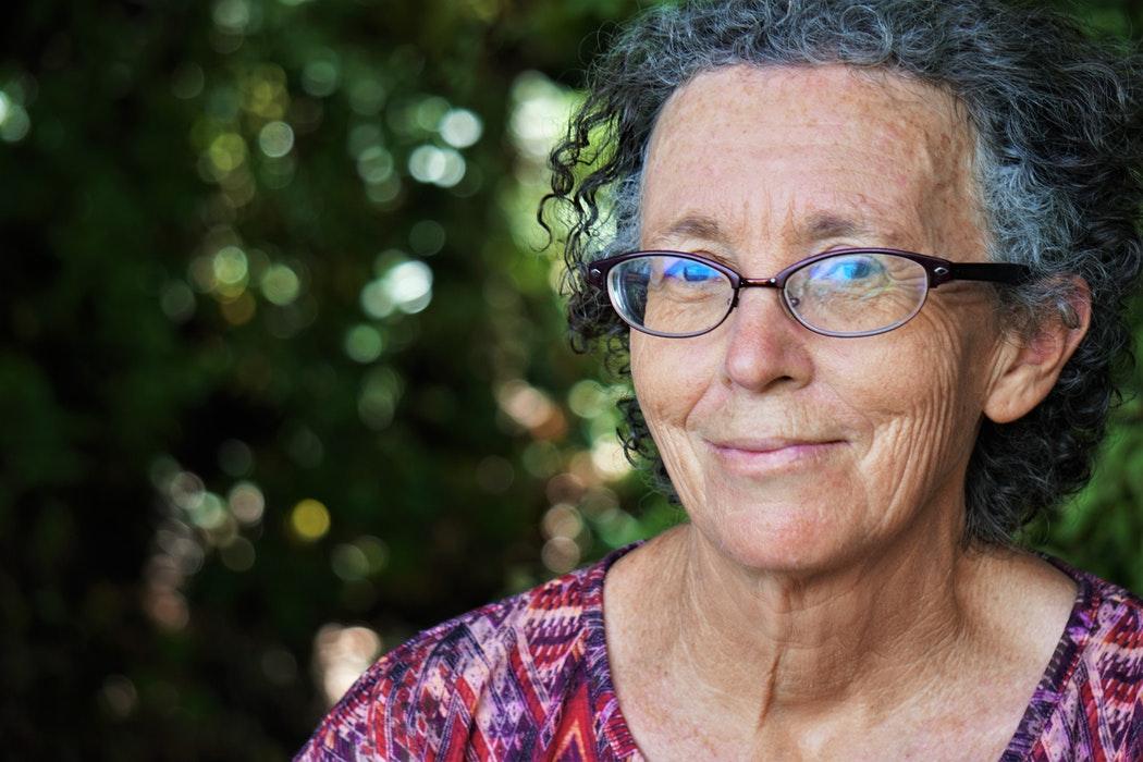 grandma with bioptics testimonial