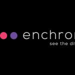 enchroma black with tagline