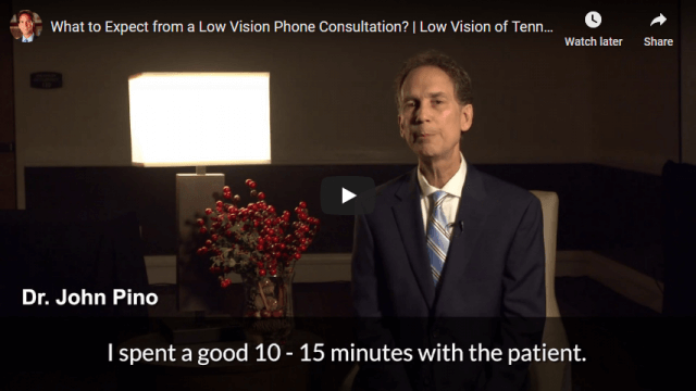 Screenshot 2020 03 22 What to Expect from a Low Vision Phone Consultation Low Vision of Tennessee