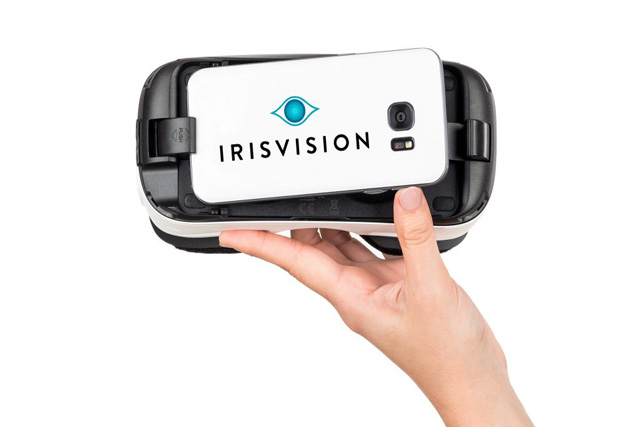 Demonstration of IrisVision