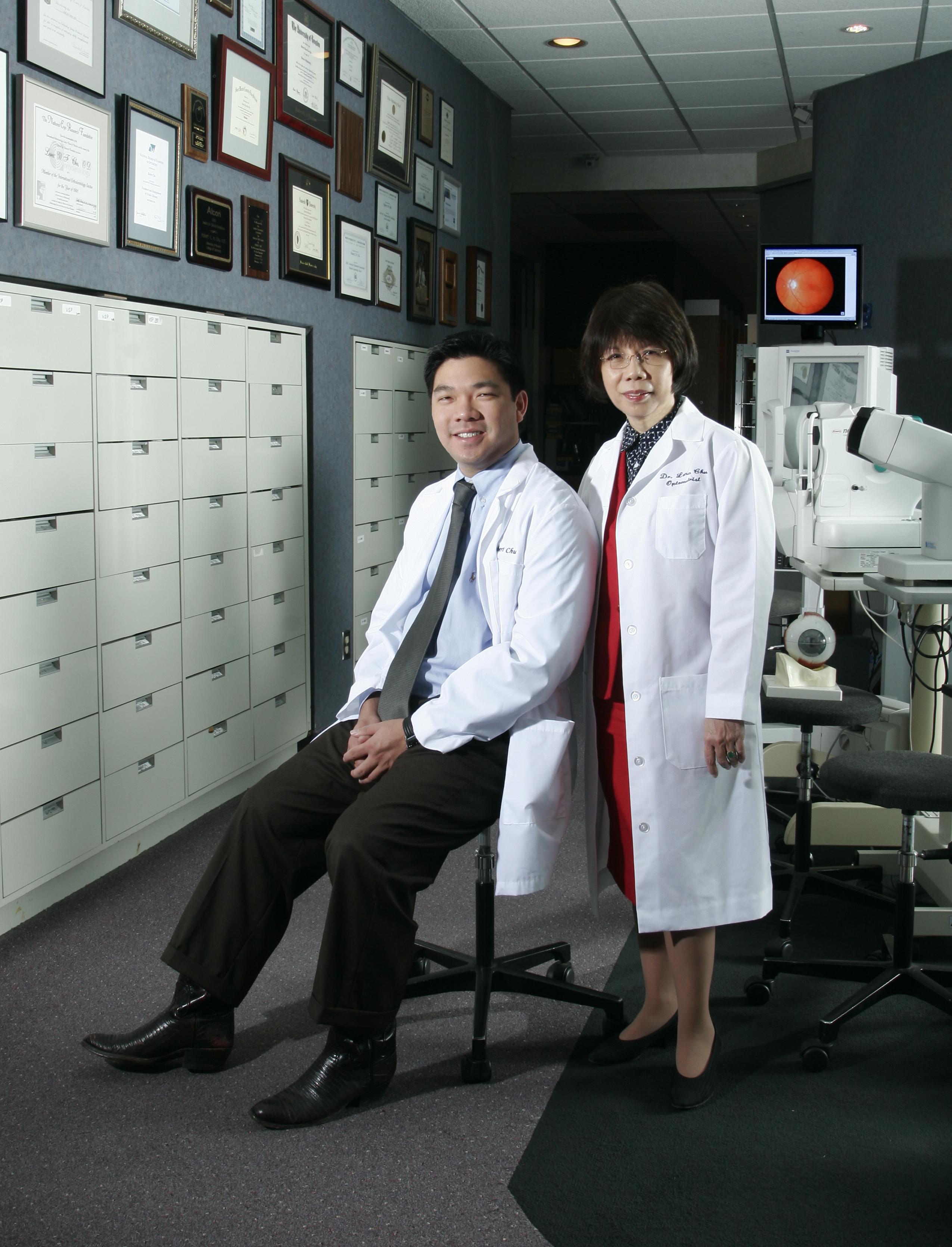 Dr. Robert Chu, Top Minority Business Leader of 2020
