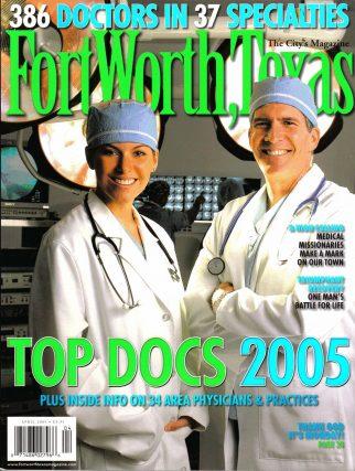 TOP DOCS Ft. Worth 2005