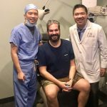 LASIK patient with dr richard chu