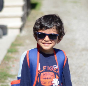 Yonge Eyes Kids Optical Sunglasses Sophia Awadia