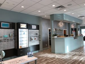 Uncasville optometry practice
