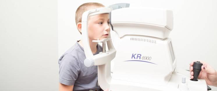 Advanced Tech, Pediatric eye care