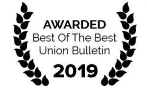 Best of the Union Bulletin 2019