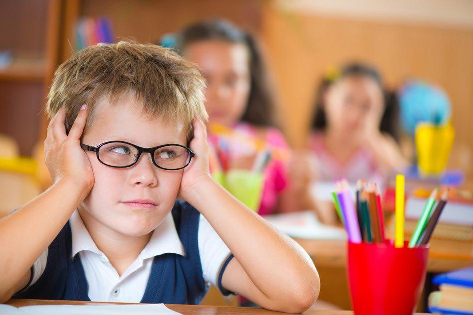 when learning diabilities in children hide behind adhd