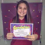 Congratulations Grace