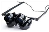 head borne non rx keplerian telescope glasses