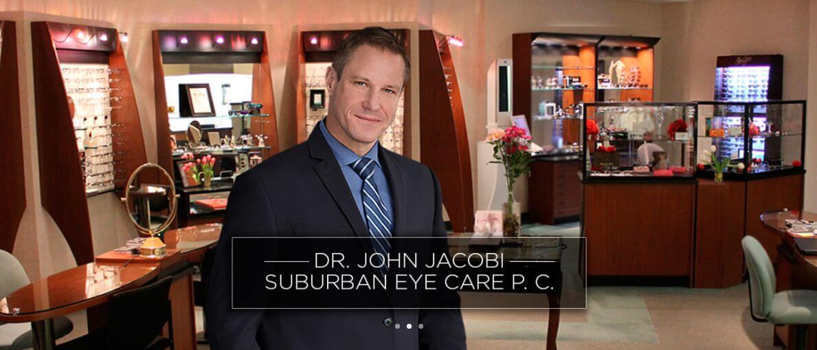 Dr John Jacobi Suburban Eye Care PC1