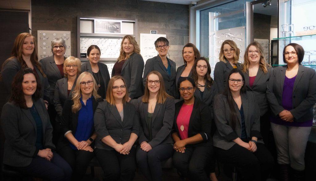 Prairie Vision Eye Doctors & Staff image