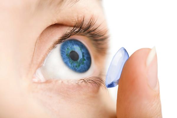 bigstock beautiful human eye and contac 17089532