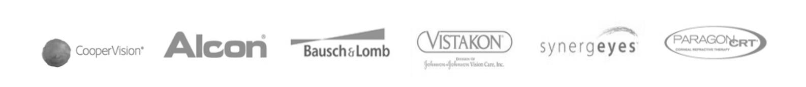 contact lens logos