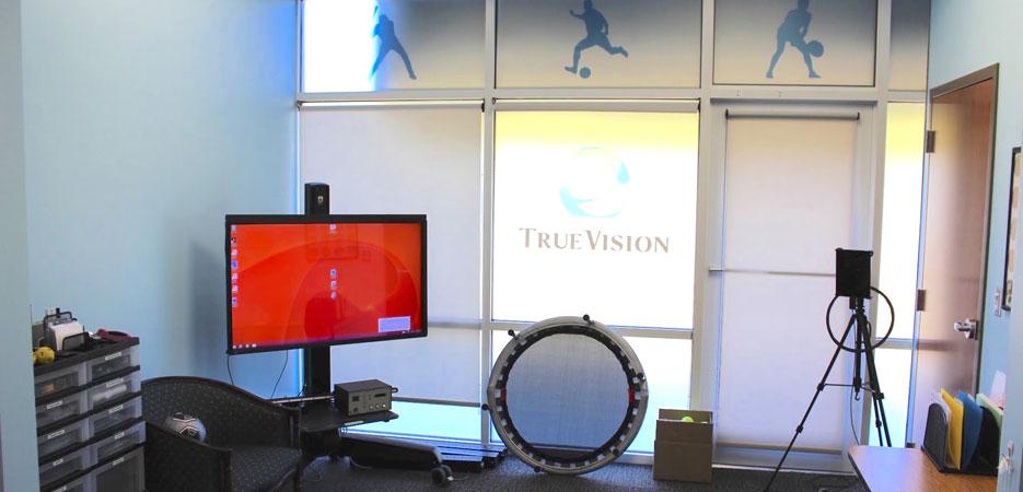 true vision light room