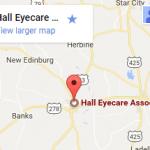 Warren google map