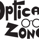 OpticalZone logo bw vertical
