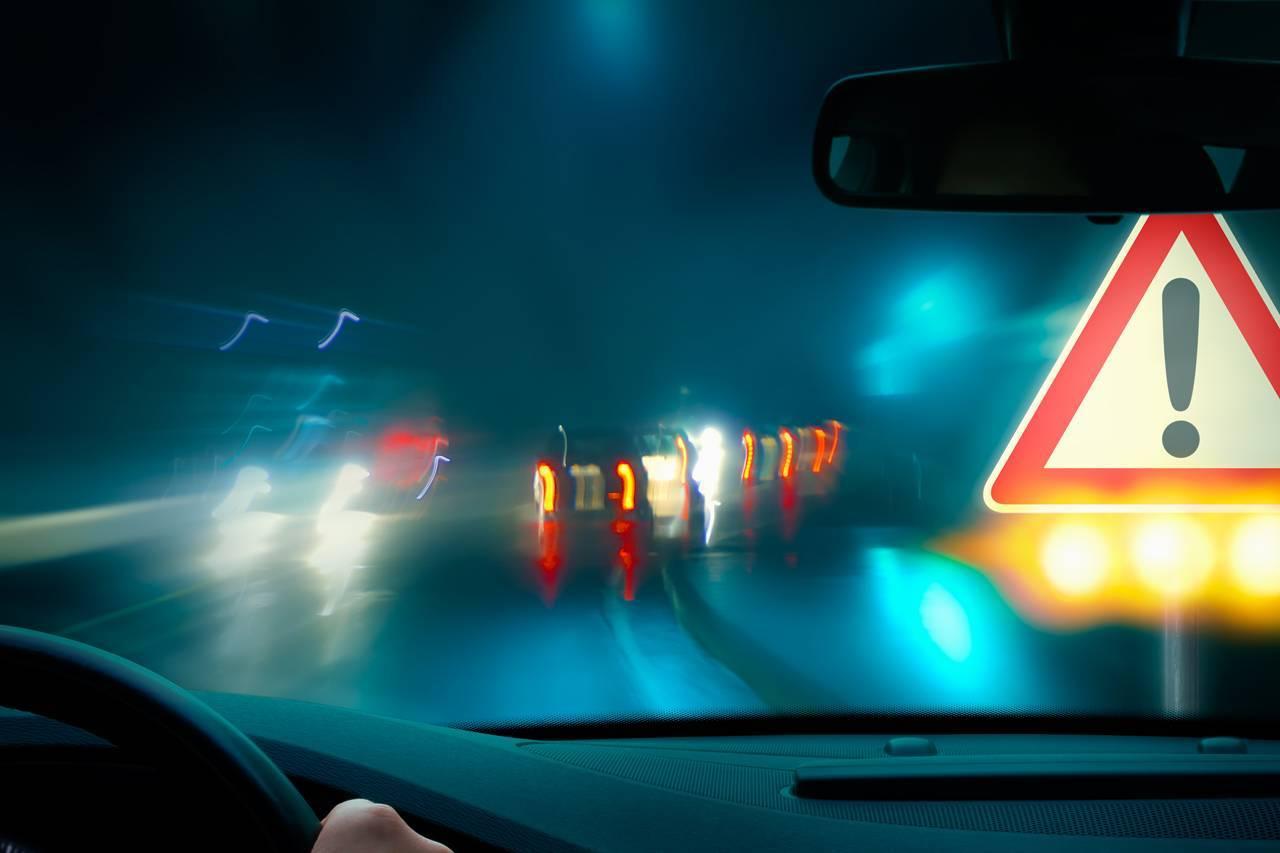 Night Driving with Keratoconus
