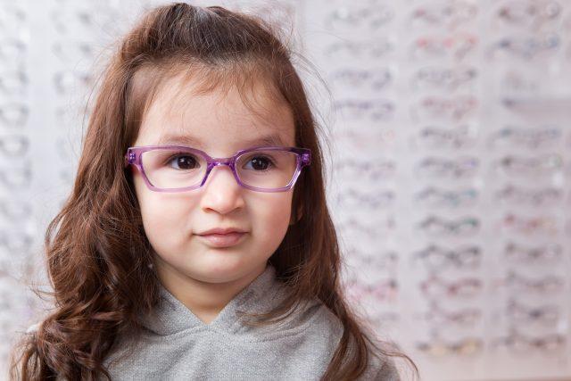 Pediatric eye care Fort Wayne IN