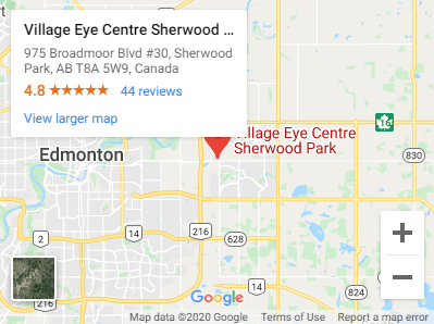Village Eye Centre Sherwood Park Google Maps