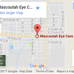 Mascoutah Eye Care google map2