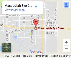 Mascoutah Eye Care google map2