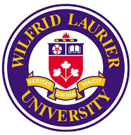 logo wilfred laurier university