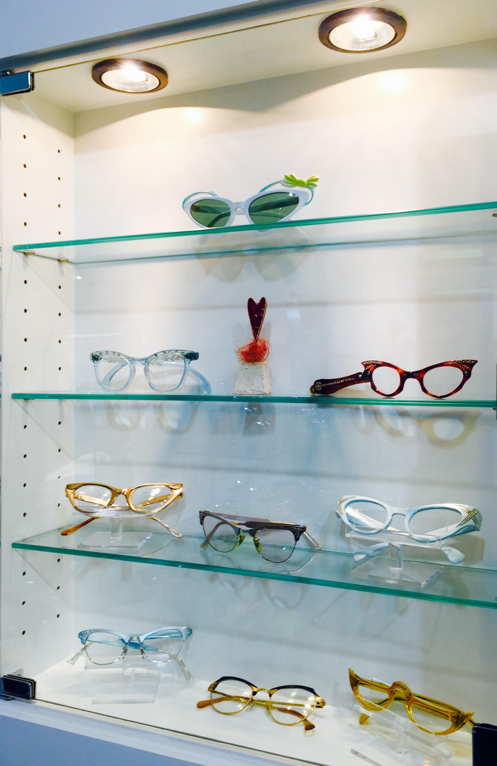 Frame museum Uptown EyeCare & Optical