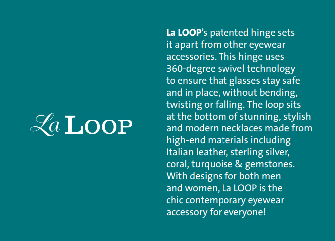 teal postcards2 la loop