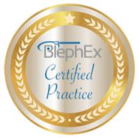 BlephEx Certicate Badge