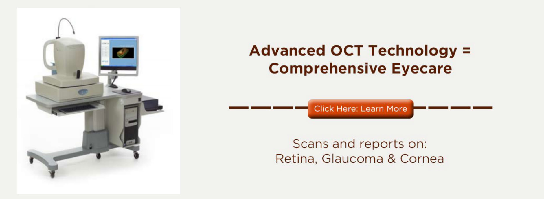 Advanced OCT Technology at Soto Eye Center in Sarasota, Florida