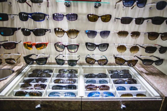 Our selection of designer frames  - glasses - eye exam - Heath, Newark & Grandville, OH