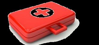 First Aid Kit - Eye Doctor - Billings, MT