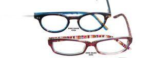 Eye doctor, pairs of Eddie Bauer eyeglasses in Billings, Montana