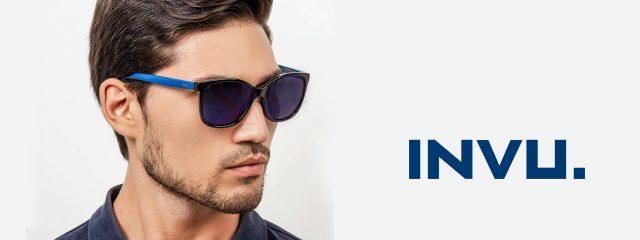 Eye doctor, man wearing INVU sunglasses in Billings, Montana