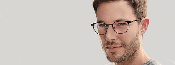 Optometrist, man wearing Charmant eyeglasses in Billings, Montana